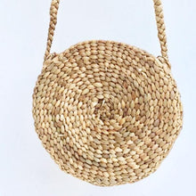 Load image into Gallery viewer, Gili Round Basket Bag