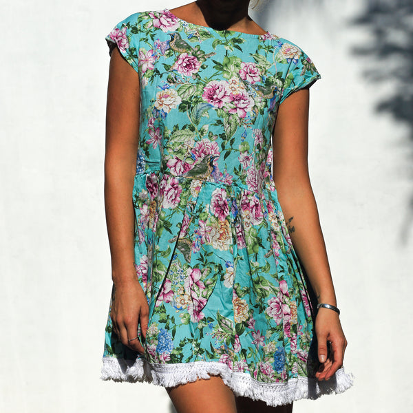 The Grace Dress - Floral
