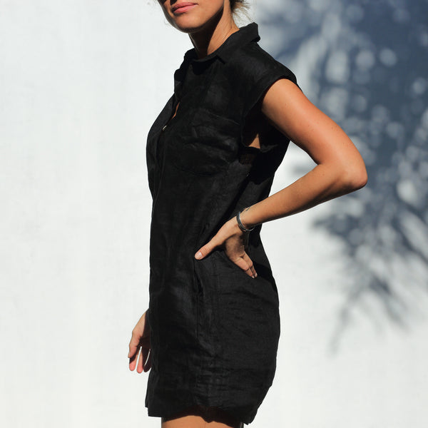 Midtown Dress - Black