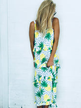 Load image into Gallery viewer, Bistro Dress - Pineapple