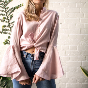 Hamilton Bell Sleeve Top