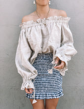 Load image into Gallery viewer, Agnus Off Shoulder Top