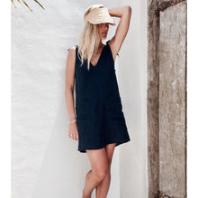 Load image into Gallery viewer, Drifter Dress - Navy