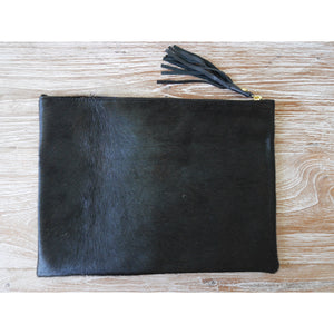 Hide Clutch - Large (iPad Standard)