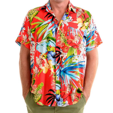 Tahiti Crandokta Party Shirt