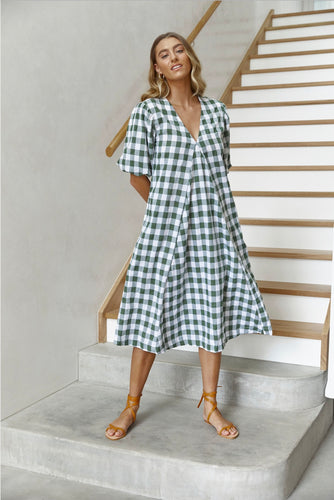 Charlotte Dress (cotton)