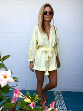 Load image into Gallery viewer, Elise Jumpsuit - Lemon