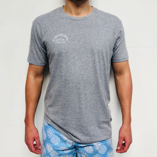 The Blake Tee |  Crandokta Surf Co. Basics Collection