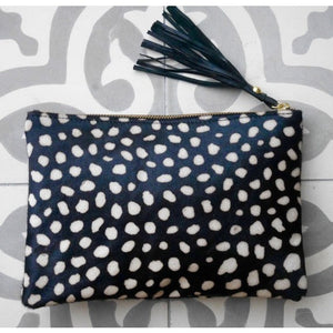 Hide Clutch - Medium (iPad Mini)