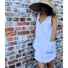 Load image into Gallery viewer, Drifter Dress - White