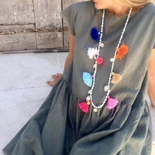 Load image into Gallery viewer, Santorini Shell Necklace