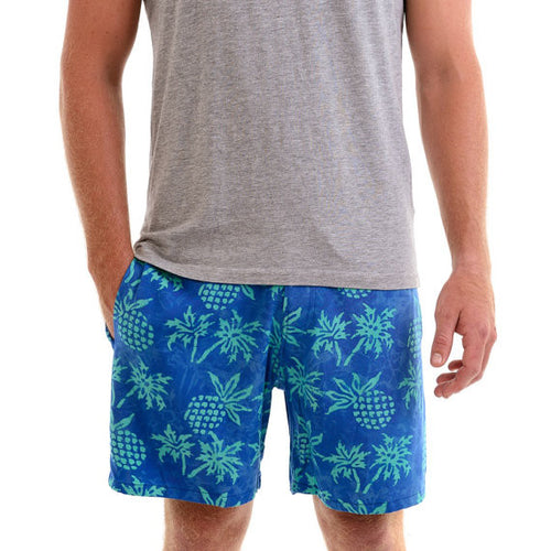 Pineapple Walk Shorts