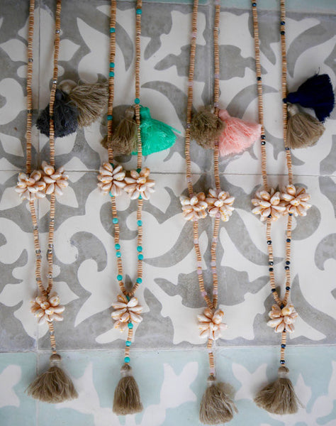 The Tropics Shell Necklace