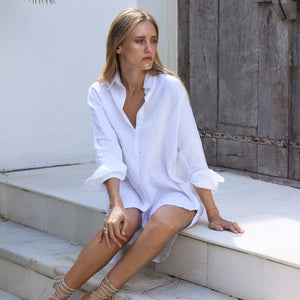 Harper Shirt Dress
