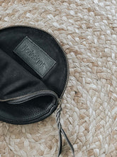 Load image into Gallery viewer, Paris Round Leather Clutch