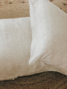 European 100% Linen Pillow Case