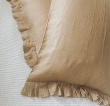 Load image into Gallery viewer, Standard 100% Linen Pillow Case Set