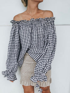 Agnus Off Shoulder Top