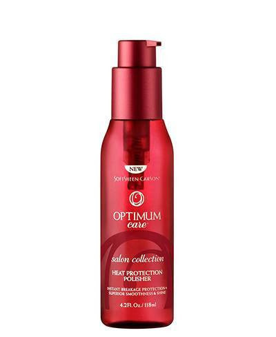 Softsheen Carson Optimum Salon Haircare®Defy Breakage Salon Collection HEAT PROTECTION POLISHER 4.2 FL. OZ.