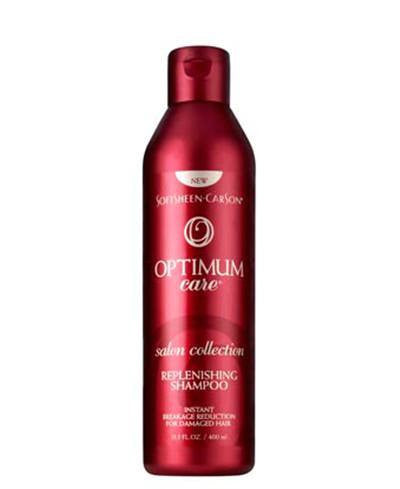 Softsheen Carson Optimum Salon Haircare®Defy-Breakage-Salon-Collection REPLENISHING SHAMPOO 13.5 FL. OZ.