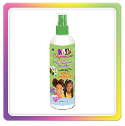 Kids Organics by Africa's Best 2-n-1 Organic Conditioning Detangler