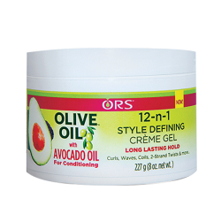 ORS Olive Oil with Avocado Oil 12-n-1 Style Defining Créme Gel