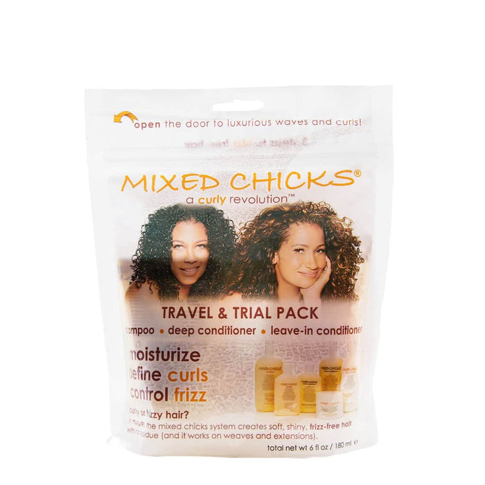 Mixed Chicks Travel & Trial Pack 3 X 2OZ