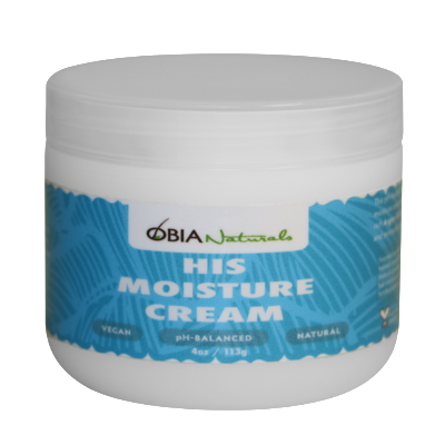 OBIA Natural Hair Care His Moisture Cream 8oz