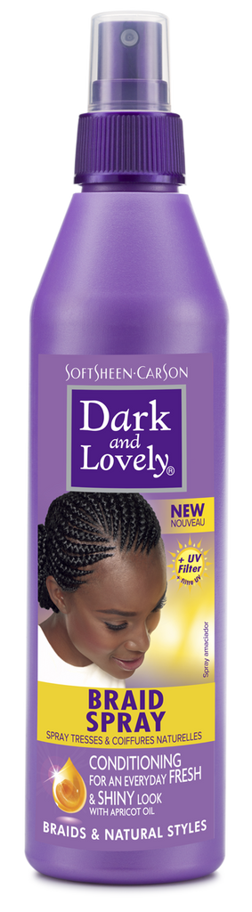 Softsheen Carson Dark and Lovely Braid Spray