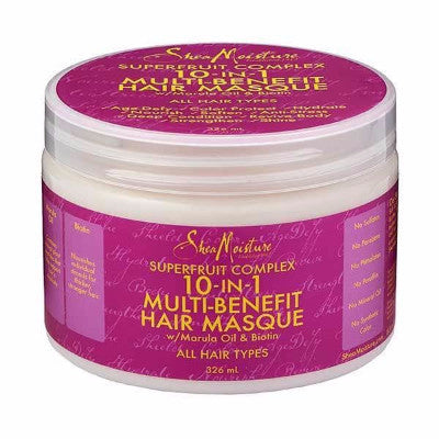 SheaMoisture Superfruit Complex 10-in-1 Multi-Benefit Hair Masque 12oz