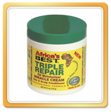 Africa's Best Triple Repair Oil Moisturizer Miracle Cream Hair and Scalp Conditioner 5.25oz