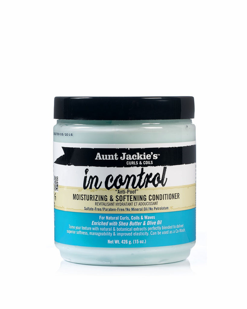 Aunt Jackies in Control Moisturising Conditioner 15oz