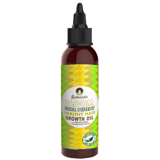 Growth Oil Supa Potent Bloom Soultanicals