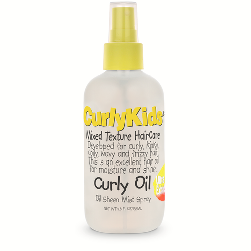 CurlyKids Curly Oil 6oz