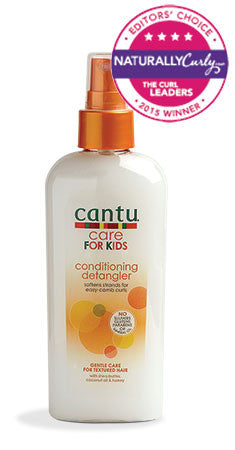 Cantu Care for Kids Conditioning Detangler 6oz