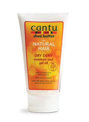 Cantu Shea Butter Dry Deny Moisture Seal Gel Oil 5oz