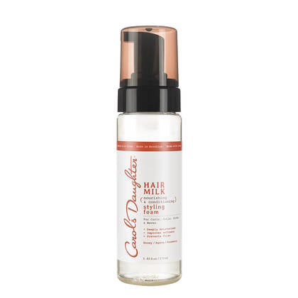 Carol's Daughter HAIR MILK NOURISHING & CONDITIONING STYLING FOAM