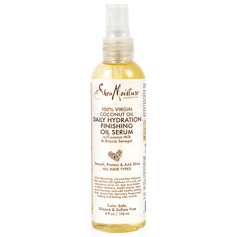 SheaMoisture Raw Shea Butter Reconstructive Finishing Elixir 4oz