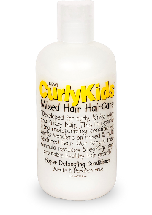 CurlyKids Super Detangling Conditioner 8oz