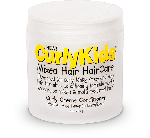 CurlyKids Curly Creme Conditioner 6oz