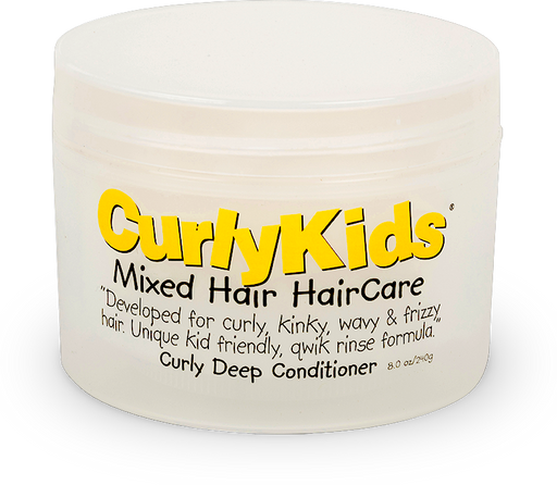CurlyKids Curly Deep Conditioner 8oz