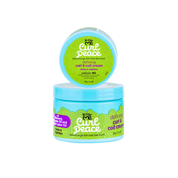 Just For Me Curl Peace Defining Curl & Coil Cream 12oz