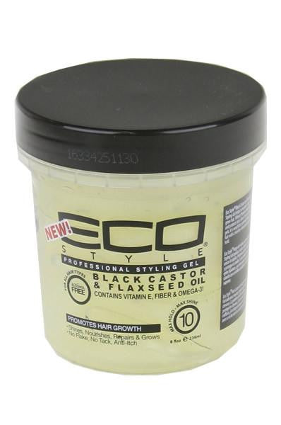 Eco Styler Professional Styling Gel Black Castor Oil & Flaxseed Oil