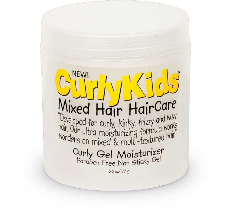 CurlyKids Curly Gel Moisturizer 6oz