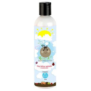 Curly Q's Coconut Dream Conditioner 8oz