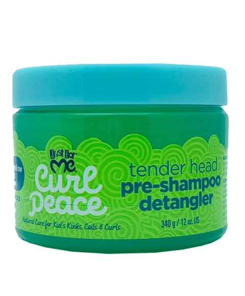 Just For Me Curl Peace Tender Head Pre-Shampoo Detangler 12oz
