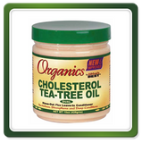 Organics by Africa's Best Cholesterol and Tea Tree Oil Conditioner