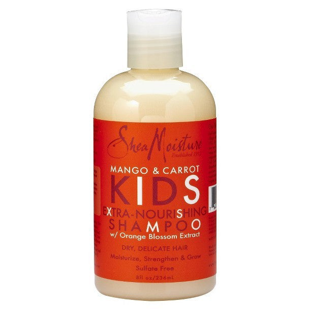 SheaMoisture Mango & Carrot Kids Extra-Nourishing Shampoo 8oz