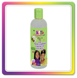 Curly Q's Milkshake - Curl Lotion For FINE Curly Hair 240ml