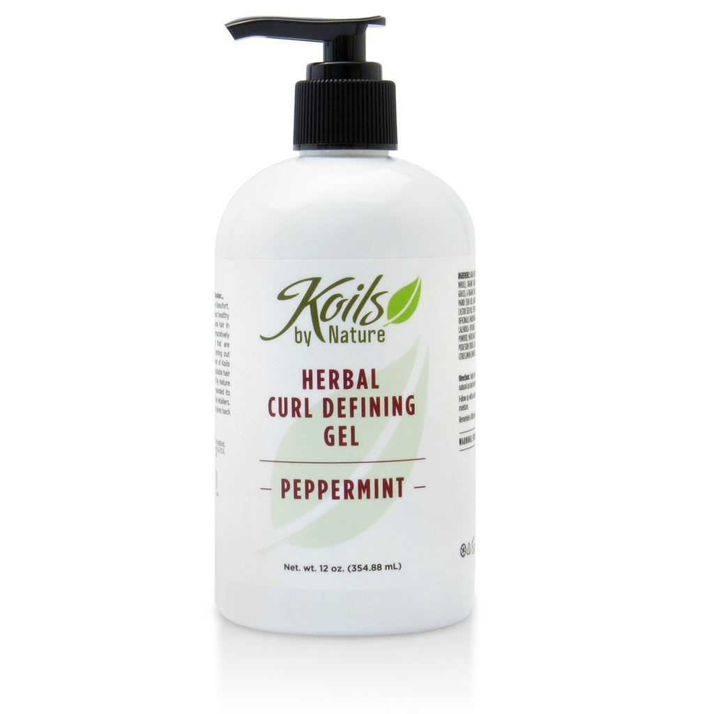Koils by Nature Herbal Curl Defining Gel 12oz